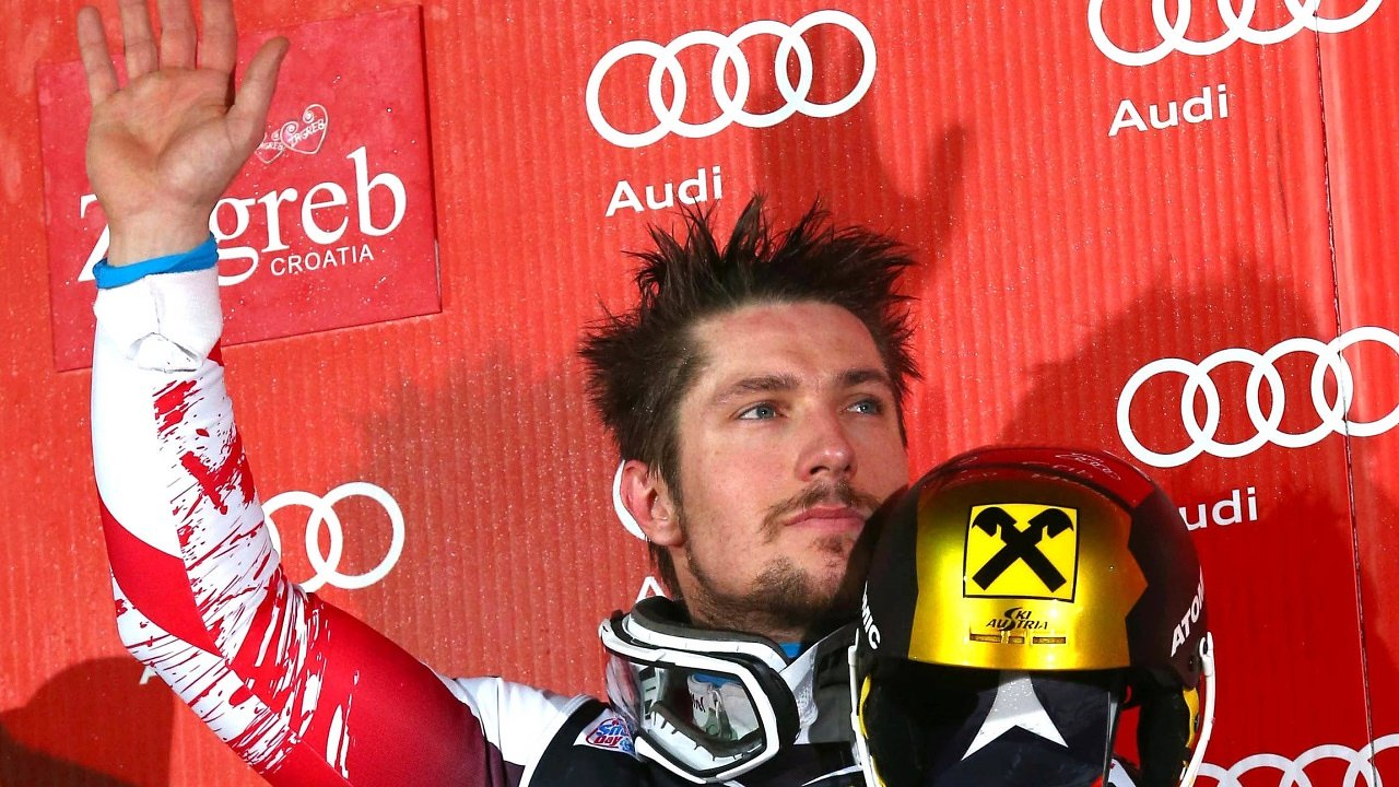 Alpine skiing, Marcel Hirscher falls into training. Malleol fracture and six-week stop for the Austrian